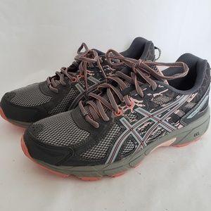 Asics Peach  Gel Venture 6 sneakers tennis shoes